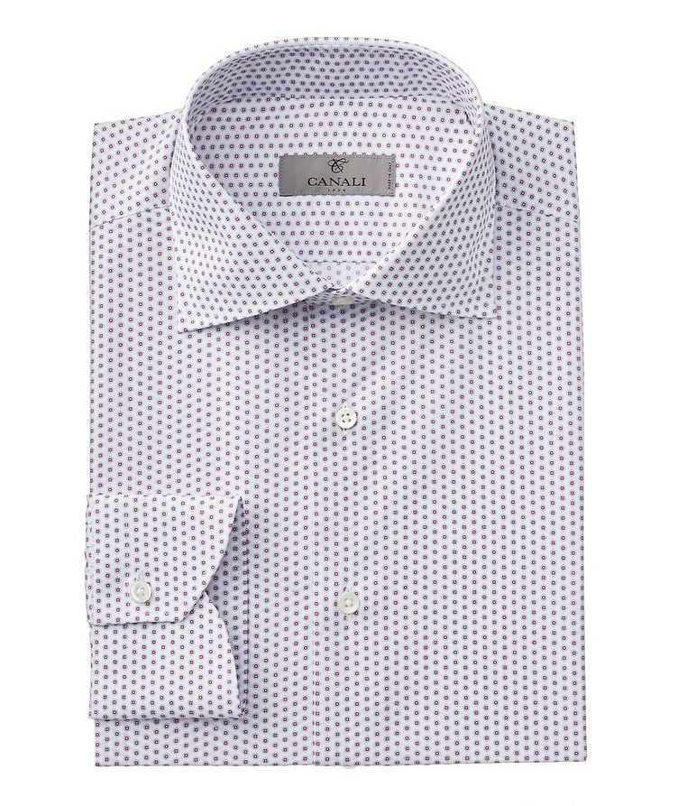 Dotted Cotton Shirt image 0