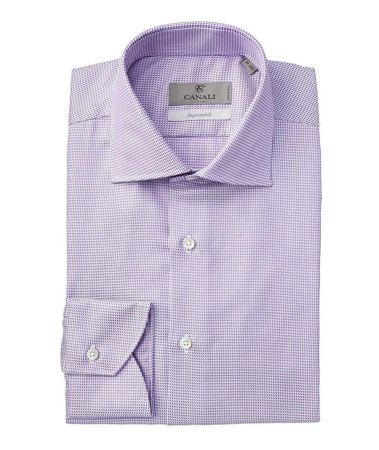 Impeccabile Neat-Printed Dress Shirt image 0
