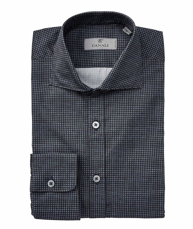 Nailhead Cotton Shirt image 0