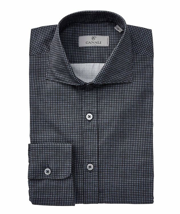 Nailhead Cotton Shirt picture 1