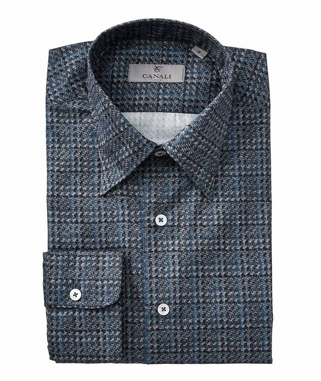 Houndstooth Cotton Shirt picture 1