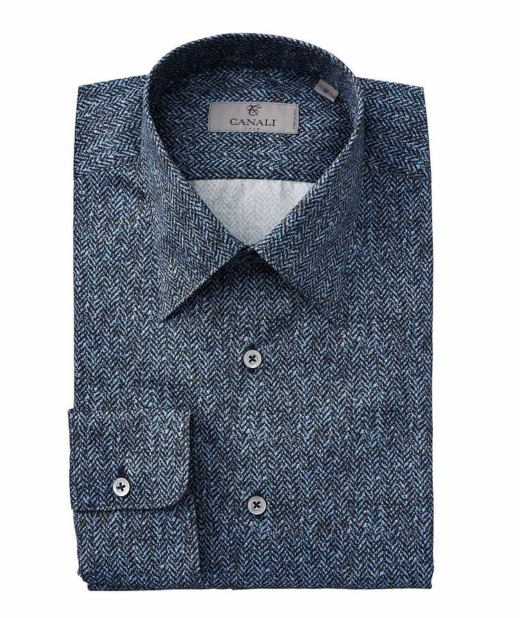 Herringbone Cotton Shirt image 0