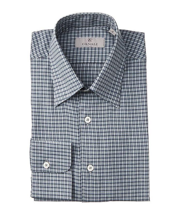 Plaid Cotton Shirt image 0