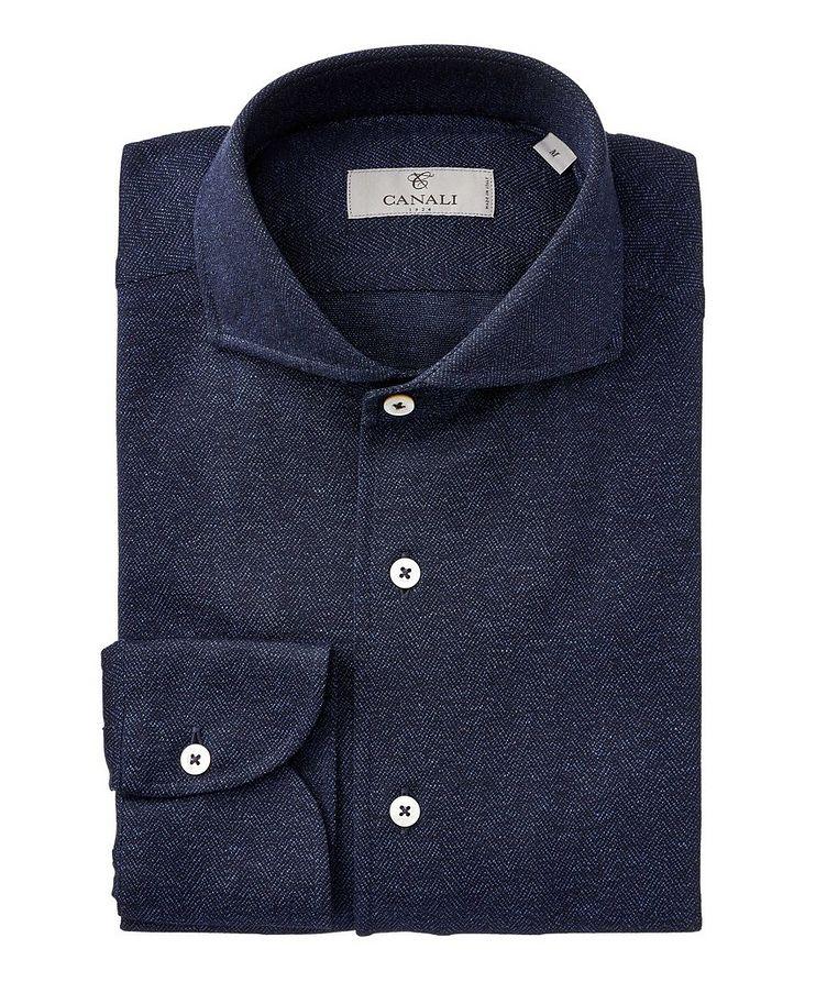 Herringbone Cotton Shirt image 0