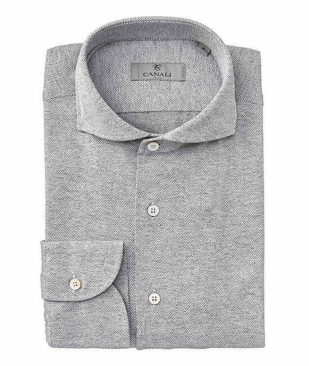 Herringbone Cotton Shirt picture 1