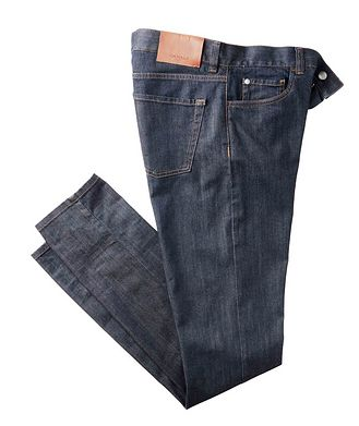 Canali Slim Fit Jeans
