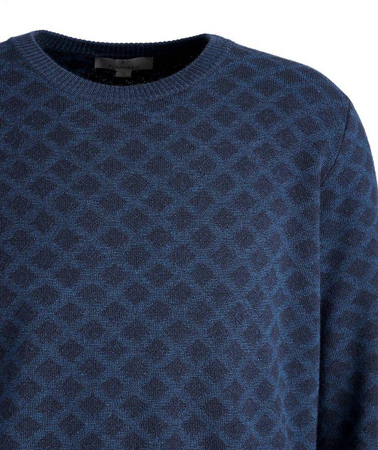 Printed Wool Sweater image 1