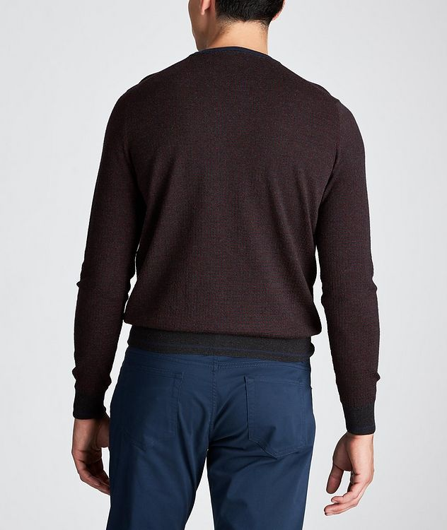 Knit Wool Sweater picture 3