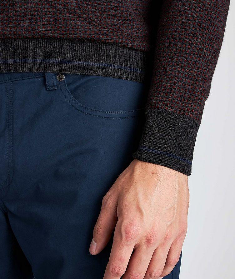 Knit Wool Sweater image 3