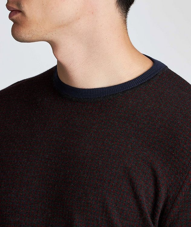 Knit Wool Sweater picture 5