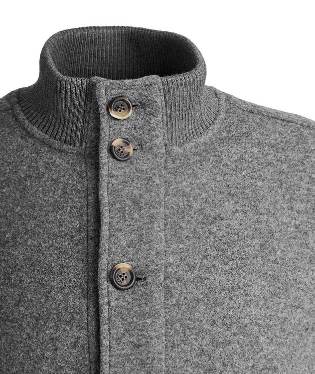 Wool-Cashmere Jacket picture 3
