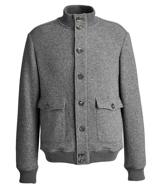 Wool-Cashmere Jacket picture 1