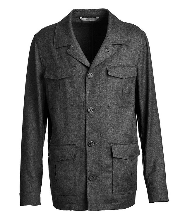 Impeccabile Field Jacket picture 1