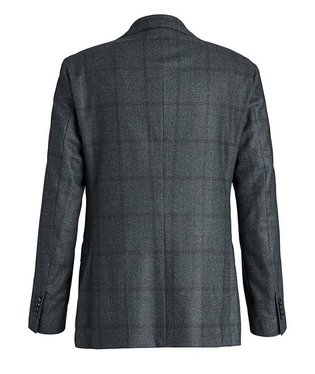Glen-Checked Dream Tweed Suit picture 2