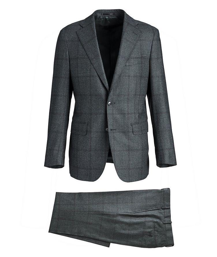 Glen-Checked Dream Tweed Suit image 0
