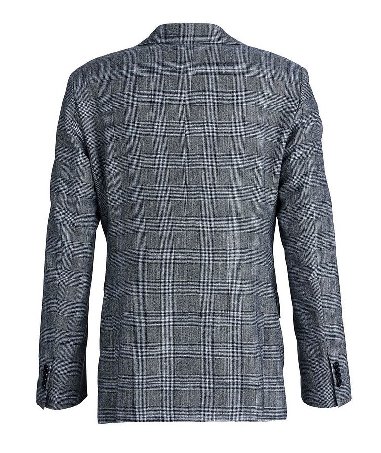 Checked Merino Wool Suit image 1
