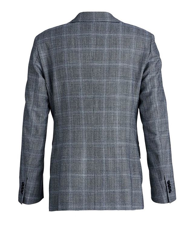 Checked Merino Wool Suit picture 2
