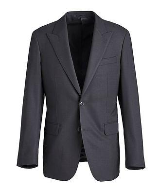 Atelier Munro Textured Stretch-Wool Sports Jacket