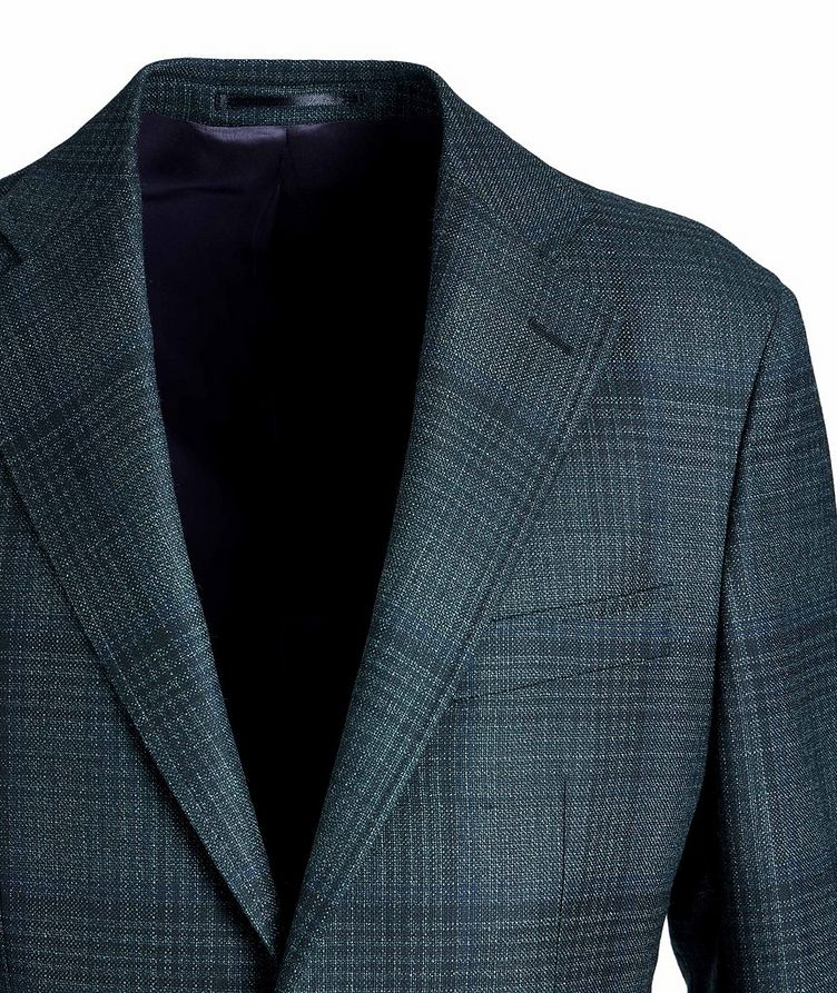 Zelander Wool-Silk Sports Jacket image 2