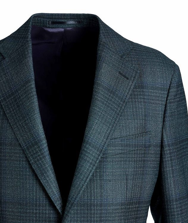 Zelander Wool-Silk Sports Jacket picture 3