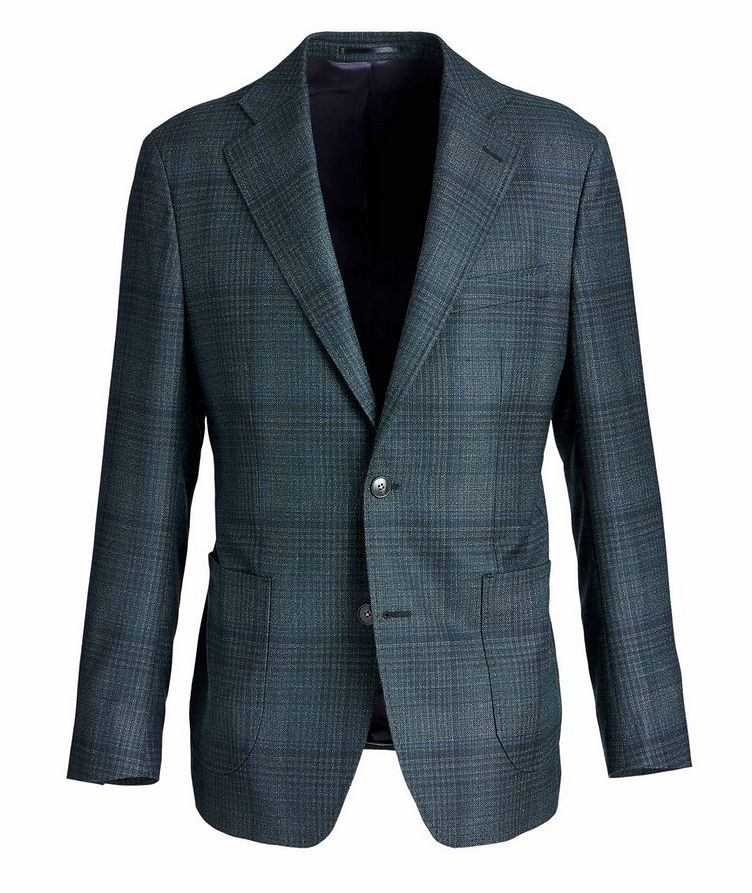 Zelander Wool-Silk Sports Jacket image 0