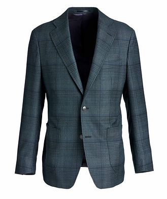 Atelier Munro Zelander Wool-Silk Sports Jacket