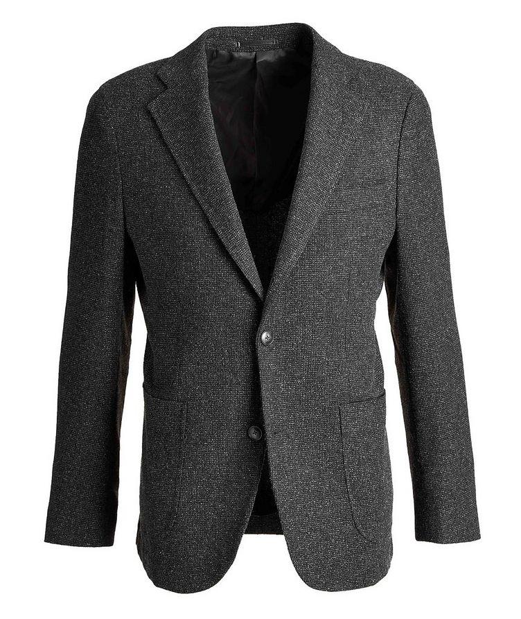 Mélange Wool Sports Jacket image 0