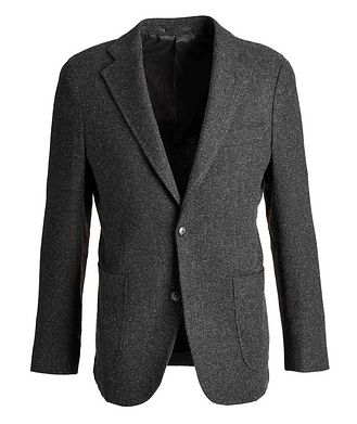 Atelier Munro Mélange Wool Sports Jacket