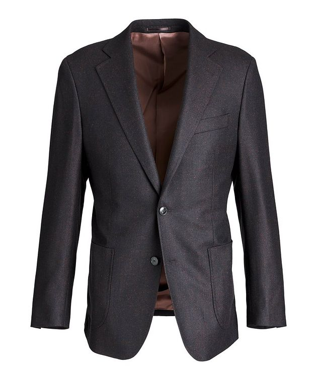 Mélange Wool Sports Jacket picture 1