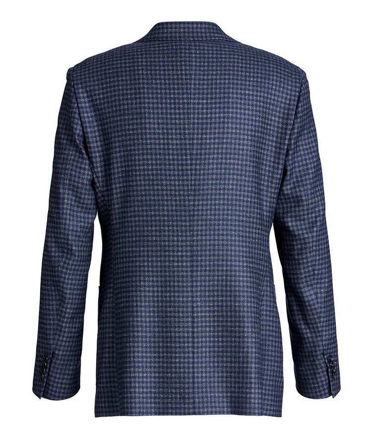 Gingham Wool Sports Jacket image 1