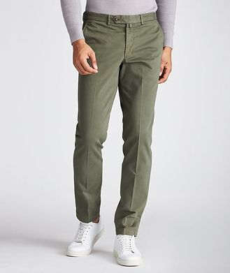 Atelier Munro Stretch-Cotton Twill Chinos