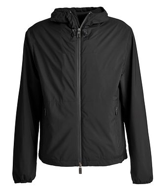 Canali Waterproof Technical Windbreaker