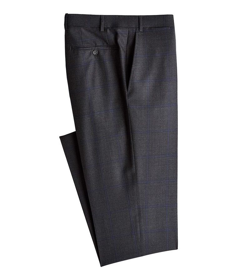 Checked Wool Suit image 2