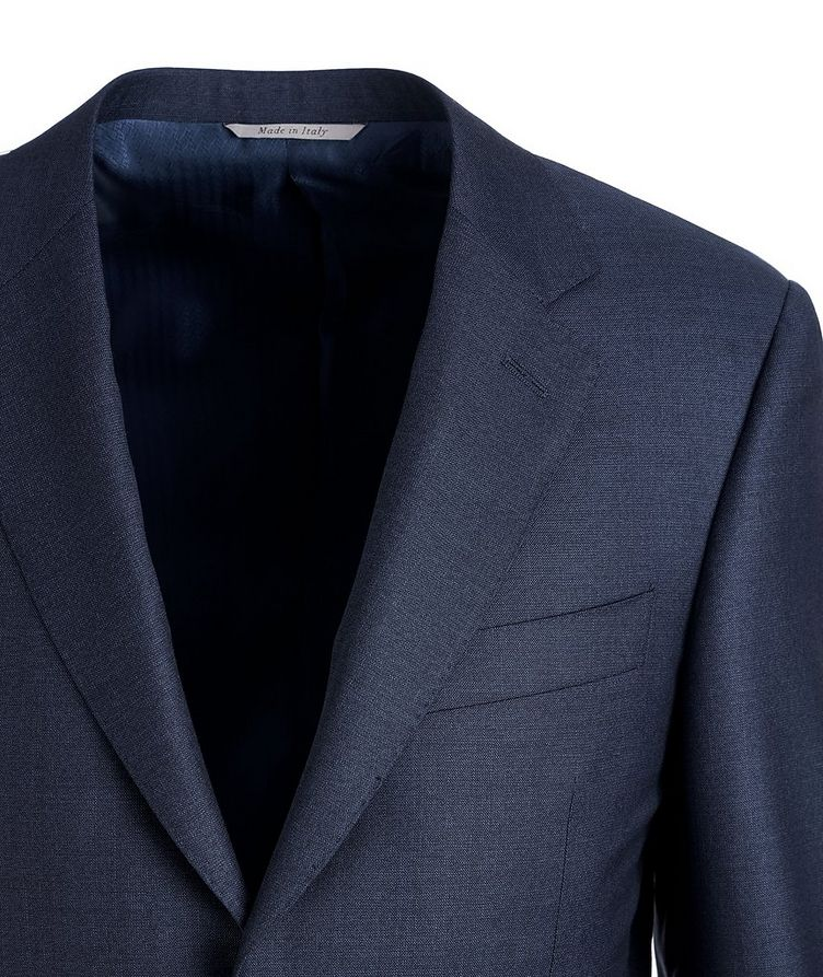 Exclusive Contemporary-Fit Wool Suit image 1