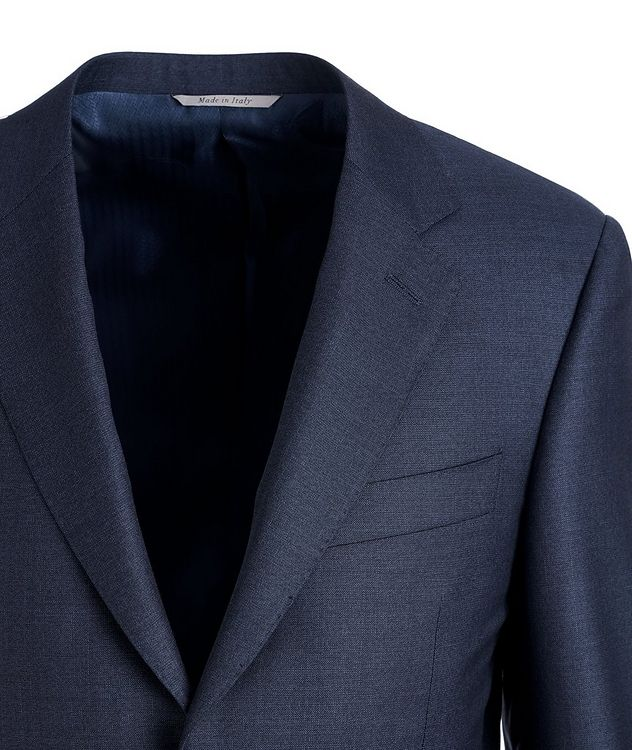 Exclusive Contemporary-Fit Wool Suit picture 2