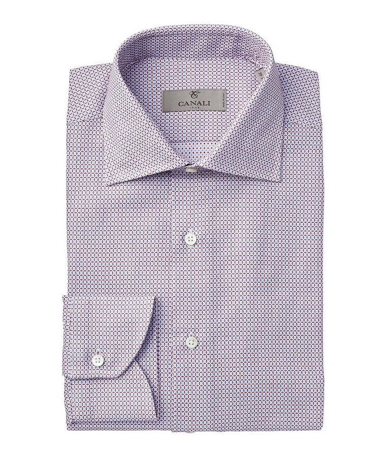 Contemporary Fit Printed Dress Shirt image 0