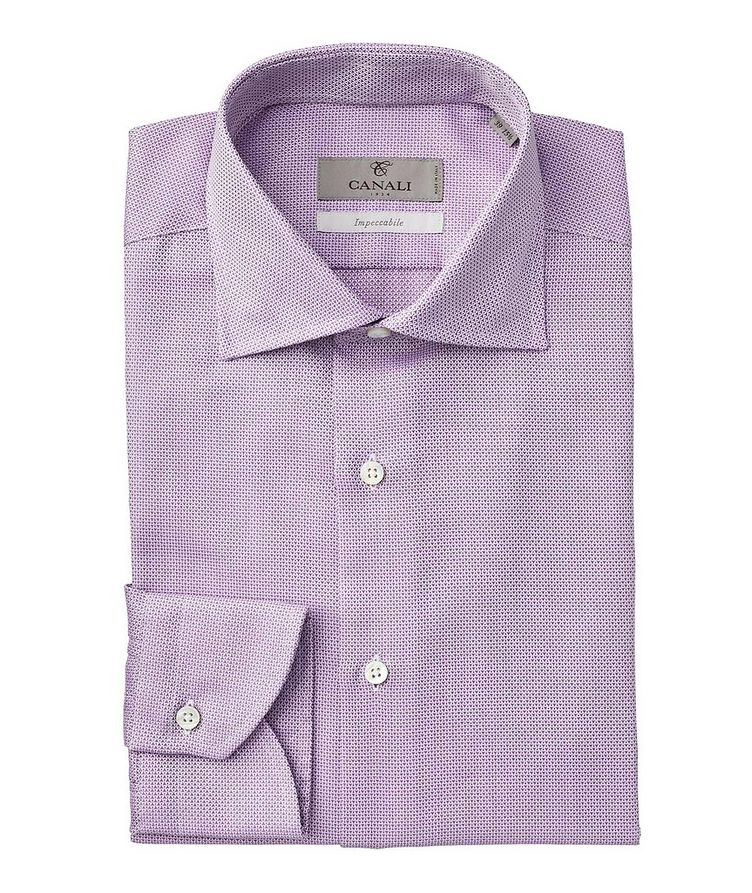 Impeccabile Neat-Printed Dress Shirt image 0