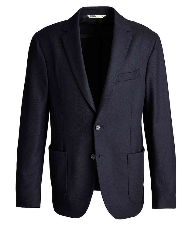 Cashmere-Virgin Wool Sports Jacket picture 1