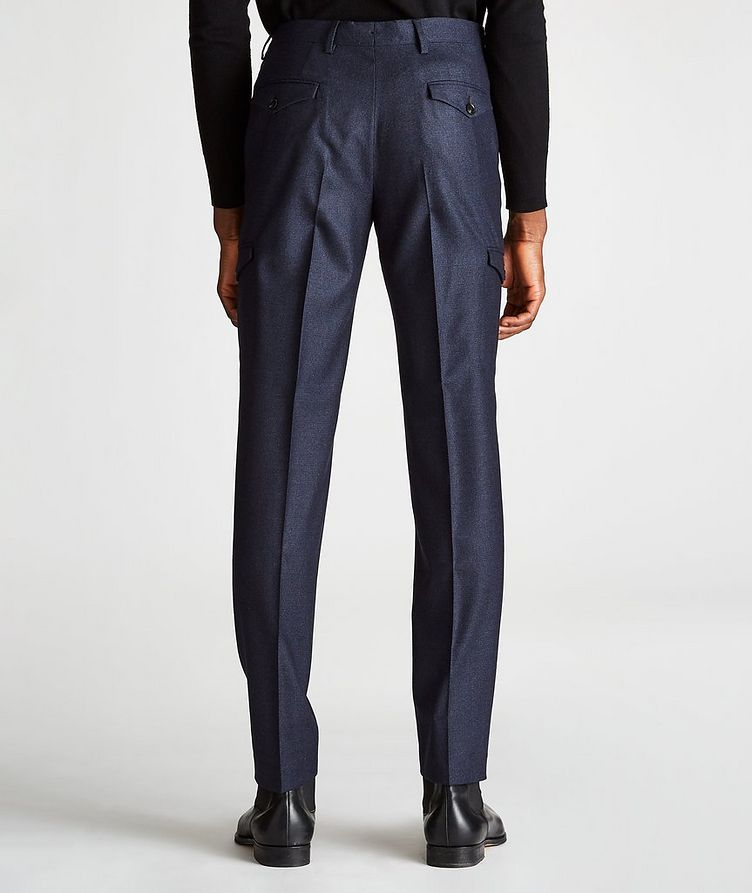 Slim-Fit Cargo Dress Pants image 1
