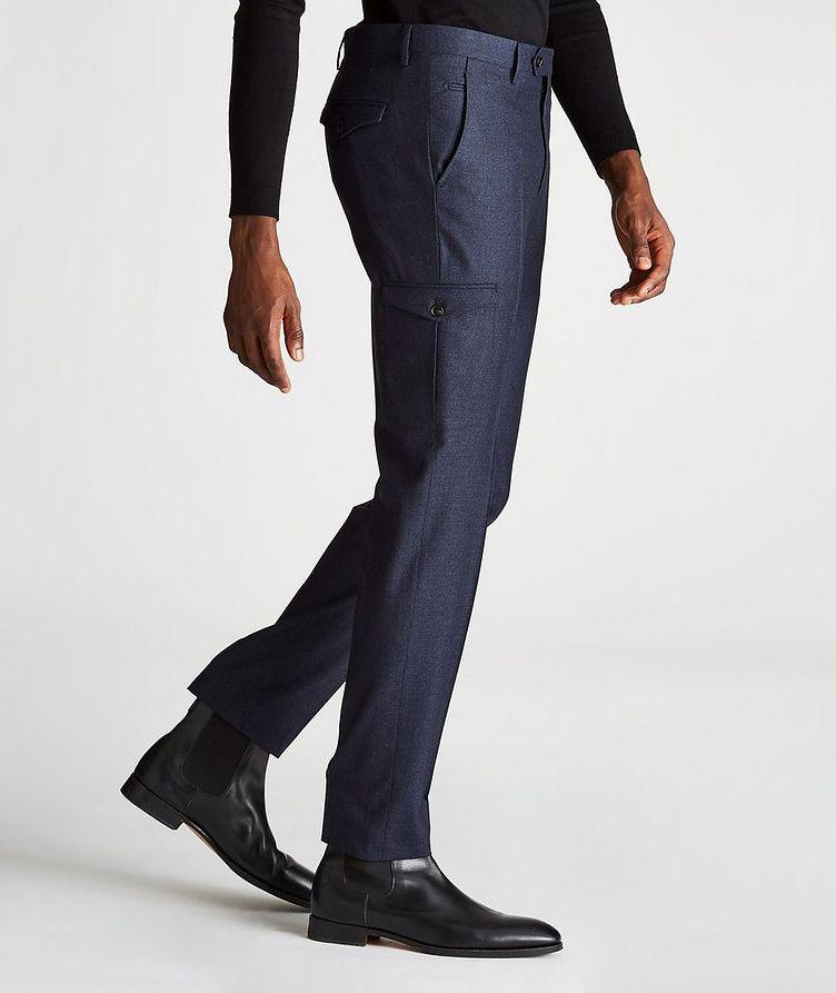 Slim-Fit Cargo Dress Pants image 2
