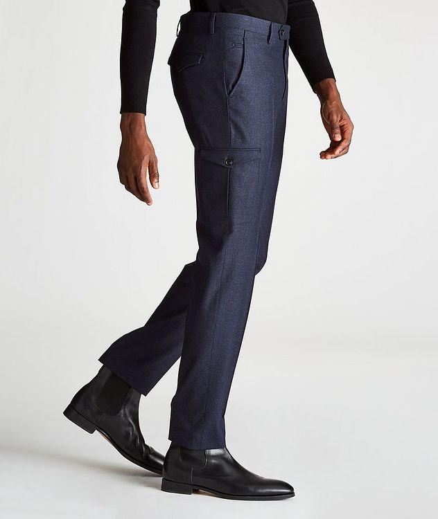 Slim-Fit Cargo Dress Pants picture 3