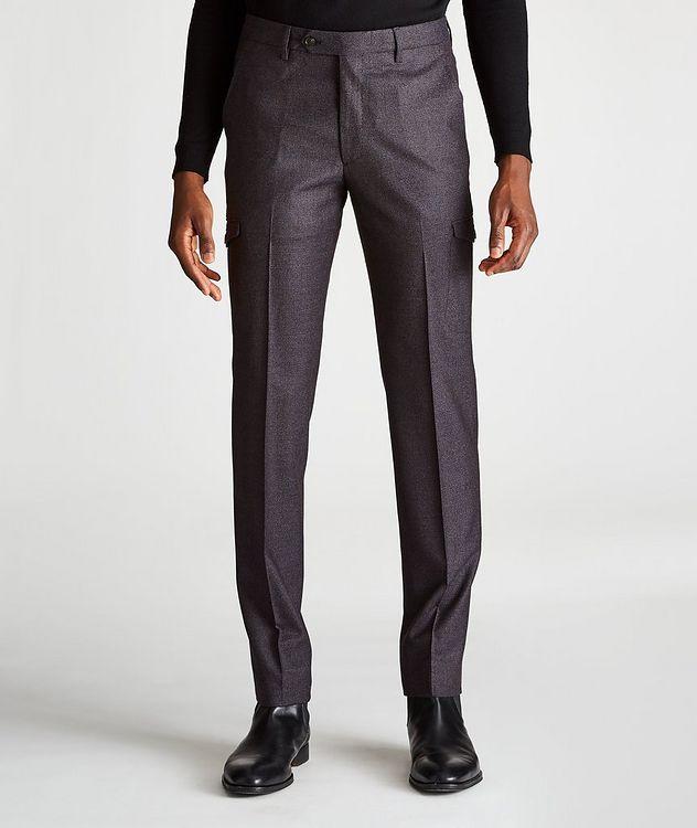 Slim-Fit Cargo Dress Pants picture 1
