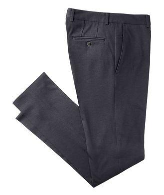 Maurizio Baldassari Slim Fit Wool Dress Pants