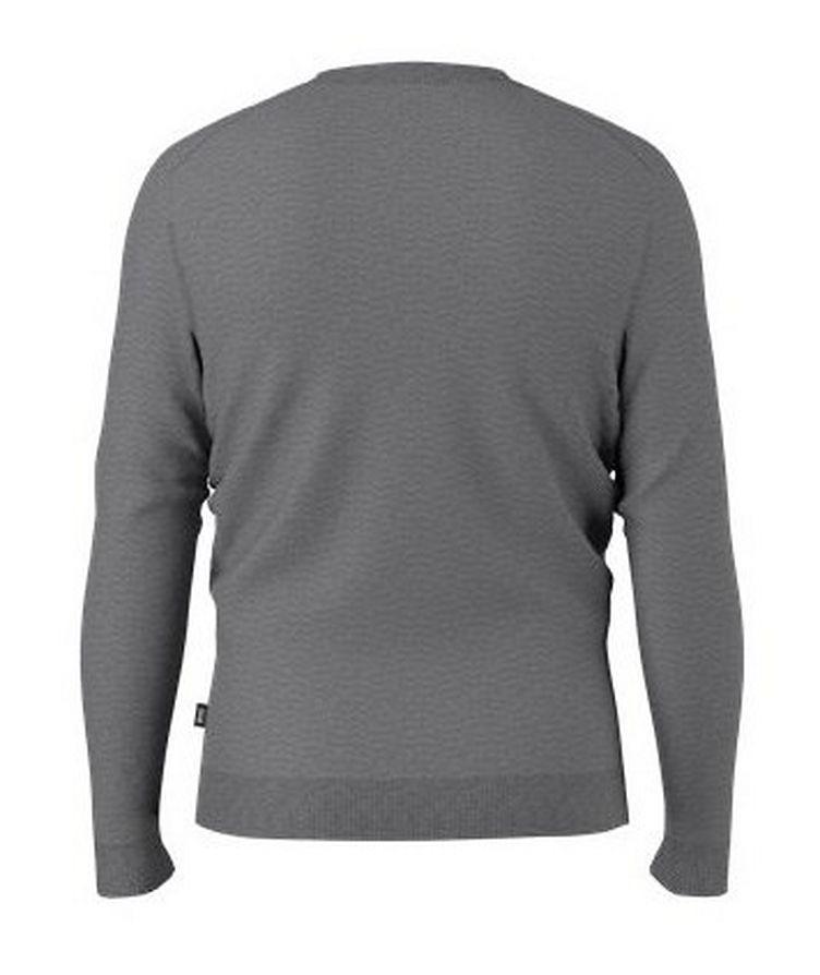 V-Neck Sweater image 1