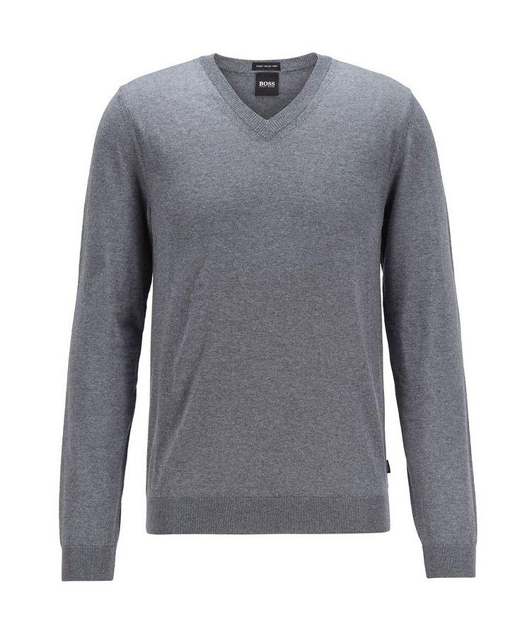 V-Neck Sweater image 0