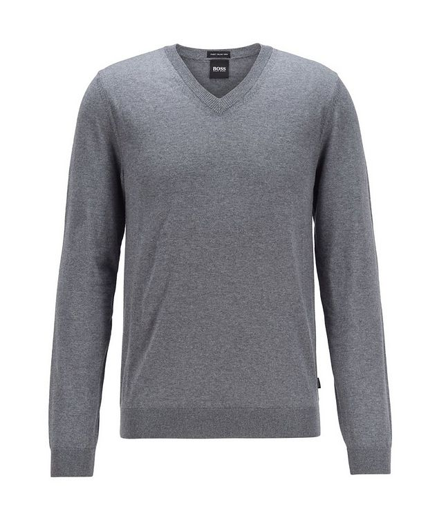 V-Neck Sweater picture 1