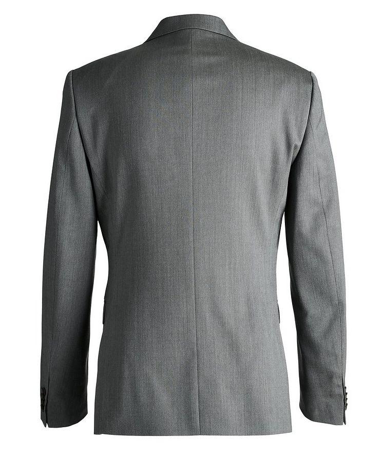 Complet Jamonte en laine extensible de coupe amincie image 1