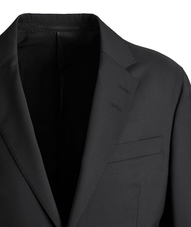 Slim-Fit Giacca AMF Wool-Mohair Sports Jacket image 2