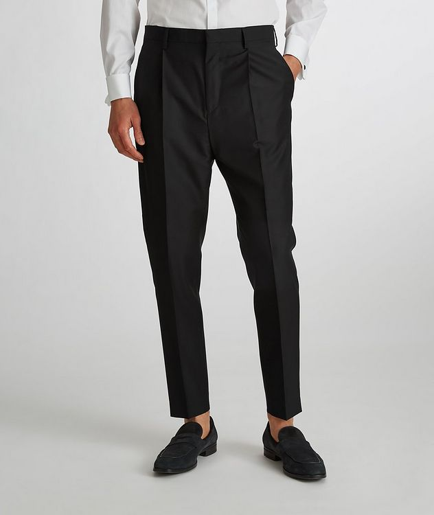 Thomas Wool-Mohair Twill Dress Pants picture 2