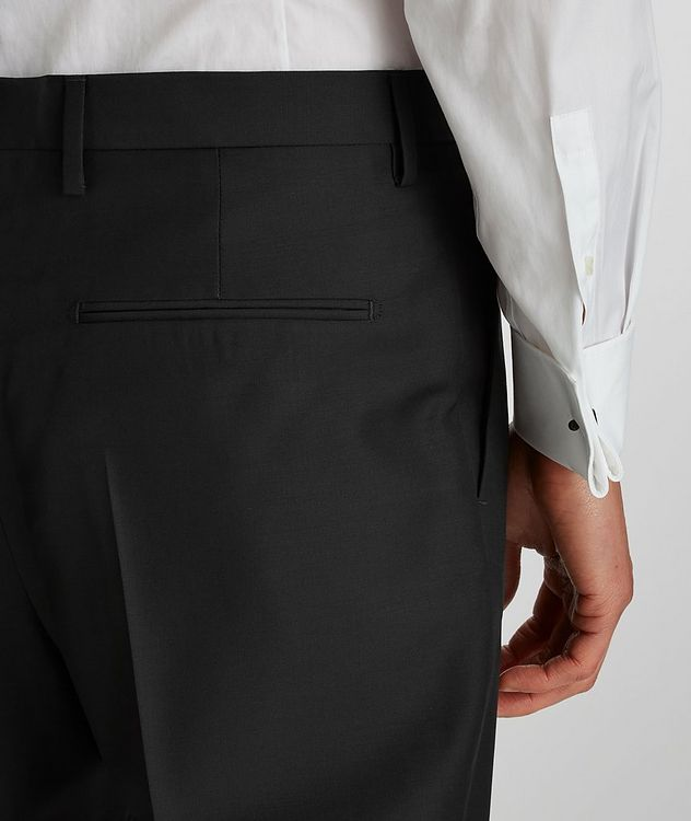 Thomas Wool-Mohair Twill Dress Pants picture 4